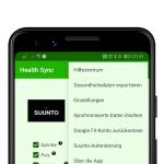 App Tipp: Beste Health Sync App